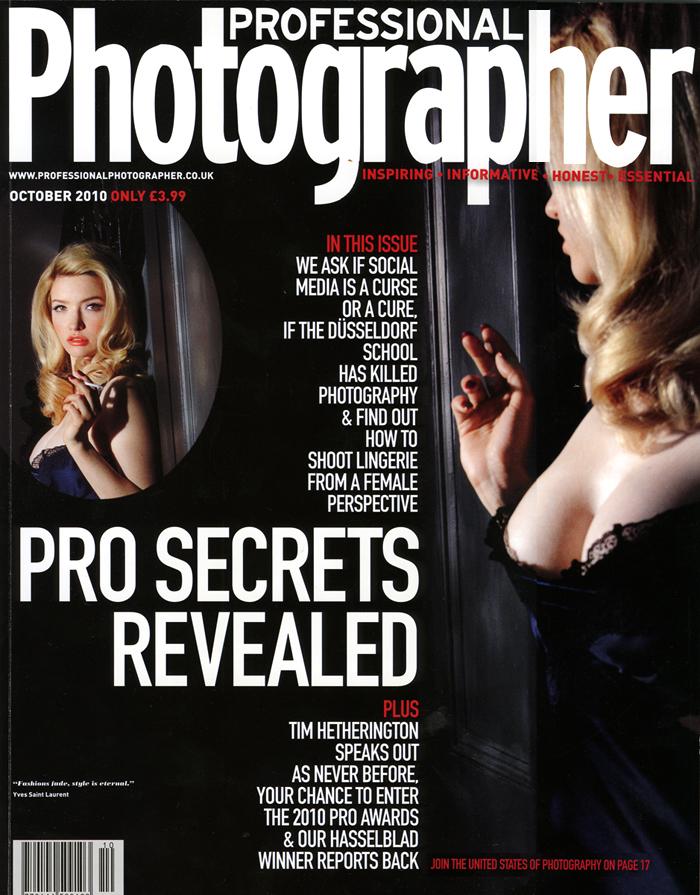 Extrêmement Professional Photographer Magazine – Alisa Connan | Patricia  WE71